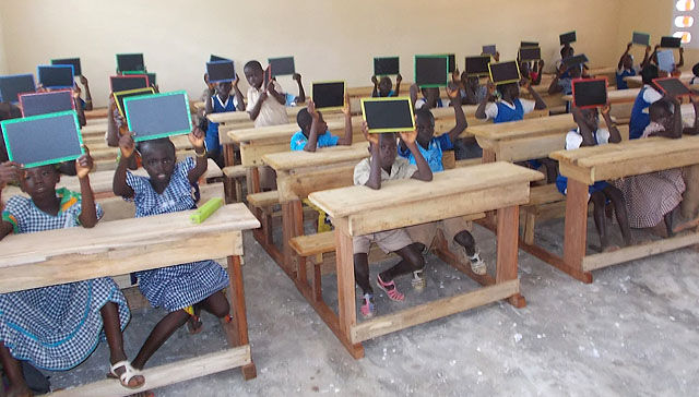 Support for Primary Education in Vavoua